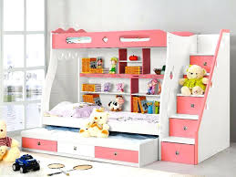 girls loft bed with a desk and vanity loft beds girls loft bed with desk image of bunk beds stairs and a