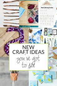 15 new craft ideas that you need to try the crazy craft lady