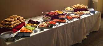 How To Set Up A Buffet Table Exles Of What Not To Do