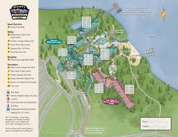 Map Of Walt Disney World by Map Of Saratoga Springs Disney Descargas Mundiales Com