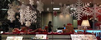 Christmas Window Decorations Snowflakes by Christmas Display Props U0026 Decorations From Polystyrene For