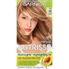garnier nutrisse 93 light golden blonde reviews buy garnier nutrisse hair color h2 golden blonde toffee swirl