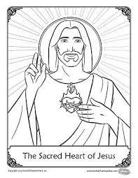45 catholic coloring pages images catholic