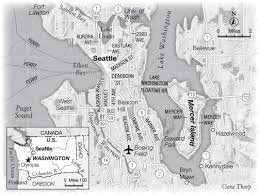 seattle map eastlake city of seattle map barack obama david maraniss