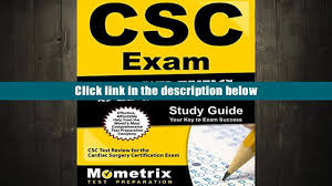download csc exam secrets study guide csc test review for the