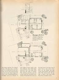 house planners vintage house plans mid century homes vintage house plans