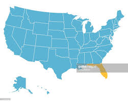 Fl State Map by Map Of State Of Florida Usa You Can See A Map Of Many Places On
