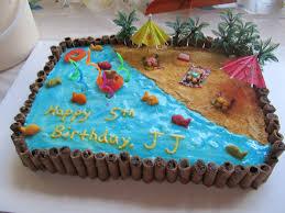 Best 25 Beach Birthday Cakes Ideas On Pinterest Beach Theme