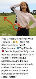 Challenge W2s 25 Best Memes About Crossbar Challenge Crossbar Challenge Memes
