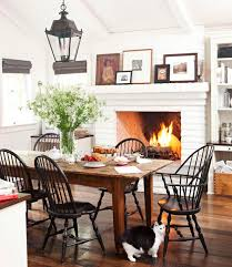 dining table in front of fireplace 32 best painted chairs and tables images on pinterest dining rooms