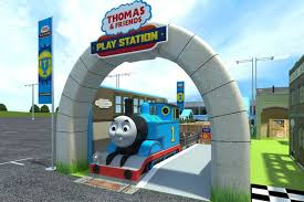 wallsend thomas tank engine giant inflatable