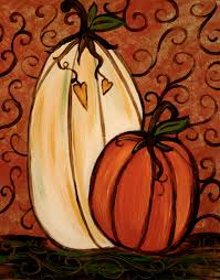 pumpkin spice large arty party fall and winter pinterest