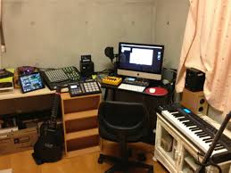 studio keyboard desk ableton forum u2022 view topic post your set up and your cat