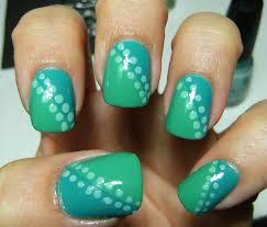 deez nailz false nail applciation and dotting tool practice