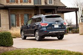 nissan pathfinder 2014 interior new 2014 nissan pathfinder hybrid burns 24 percent less fuel than