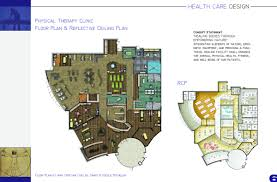 physical therapy clinic floor plan images therapy floor plans
