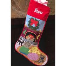 needlepoint personalized merrystockings