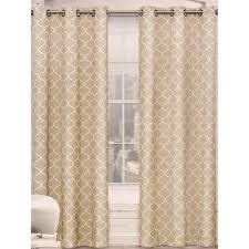 Burlap Grommet Curtains Curtains Drapes Wayfair Crystal Grommet Curtain Panels Set Of 2