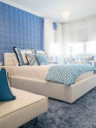 Modern Tufted Headboard by Excellent Cool Bedrooms For Teenagers Light Blue Tufted Headboard