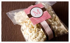 popcorn wedding favors inexpensive wedding favors simple wedding favors on a limited