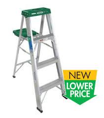 home depot step stool black friday werner aluminum step ladder only 19 shipped