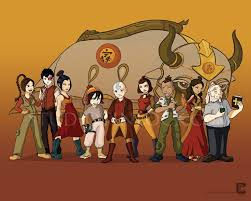 10 avatar airbender firefly images