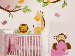 Removable Wall Decals For Nursery Nursery Decals Beautiful Modern Home Interiors