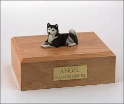 dog urns for ashes my pet husky black dog urn dog pet cremation urns for ashes large