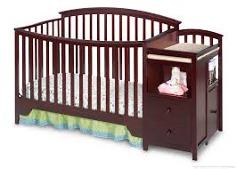 Princeton Convertible Crib by Crib Dresser Changing Table All In One Creative Ideas Of Baby Cribs