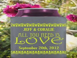 wedding koozie quotes why wedding quotes for koozies had been so popular