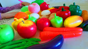 kids learning fruits and vegetables names nice video youtube