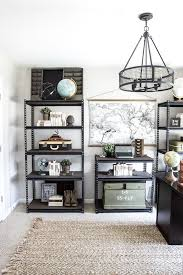 Decorating Ideas For Office Space Best 25 Masculine Office Decor Ideas On Pinterest Industrial