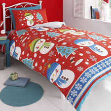 girls cotton bedding christmas duvet cover sets 100 brushed cotton flannelette kids