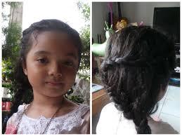 tutorial kepang rambut frozen asyiknya menata rambut anak perempuan mommies daily