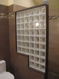glass block designs for bathrooms 98 best wall glass block images on bottle wall