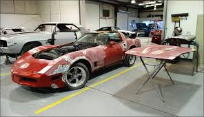 fast glass corvette corvette steps up and honors a returning soldier hemmings daily