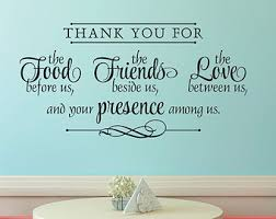 Dining Room Decals Prayer Wall Decal Etsy