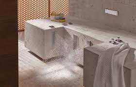 Shower Comfort Comfort Shower From Dornbracht Lets You Shower While Sitting Down