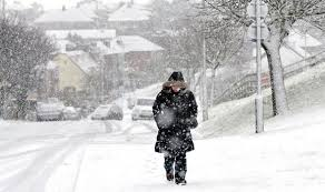 uk experiences coldest november with six inches of snow uk today news