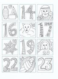 flame creative children u0027s ministry diy nativity advent calendar
