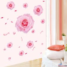 pink country wall murals reviews online shopping pink country pink flower country style pvc wall stickers for kids room living room bedroom home decor 3d vinyl wall decal removeable mural