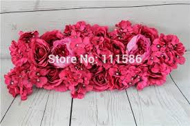 wedding arch no flowers spr free shipping 10pcs lot wedding arch and row road lead flower