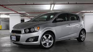 chevy sonic 2012 2016 chevrolet sonic used vehicle review