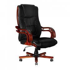 fauteuil de bureau cuir noir fauteuil de bureau design en cuir noir en promotion pas cher avec