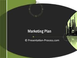 city marketing plan