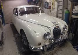 antique jaguar mk2 jaguar easysteer electric power steering mk1 daimler xk youtube
