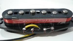 fender noiseless stratocaster pickups