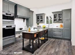 grey kitchen cabinets wood floor http www hardwoodinfo graphics inspiration 5 13