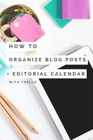 How To Organize Ideas To Organize Blog Ideas With Trello The Shop Files