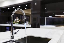 touch activated kitchen faucet best touchless kitchen faucet reviews